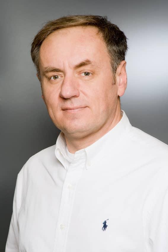 Dr Berek Péter érsebész