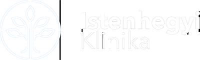 Istenhegyi Klinika logó fehér